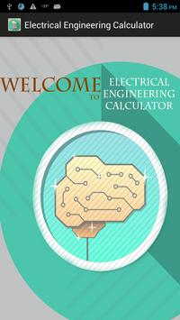 Engineering calclator poster