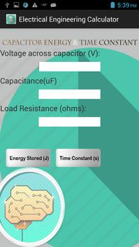 Engineering calclator apk screenshot