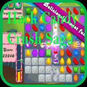 Hack Candy Crush Saga icon