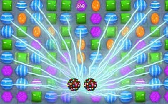 Hack Candy Crush Saga screenshot 1