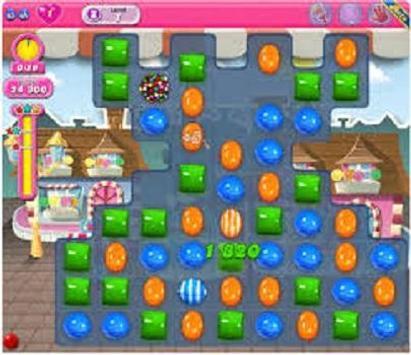 Hack Candy Crush Saga screenshot 2