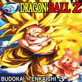 Games Dragon Ball Z Budokai Tenkaichi 3 Trick icon