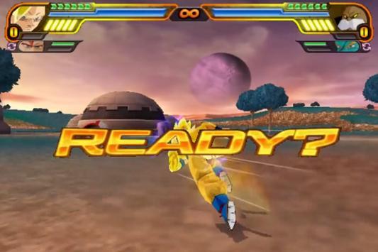 Games Dragon Ball Z Budokai Tenkaichi 3 Trick apk screenshot