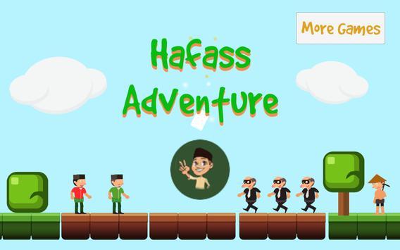 Hafass Adventure poster