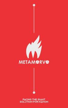 METAMORVO poster