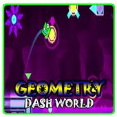 Tips Geometry Dash World icon