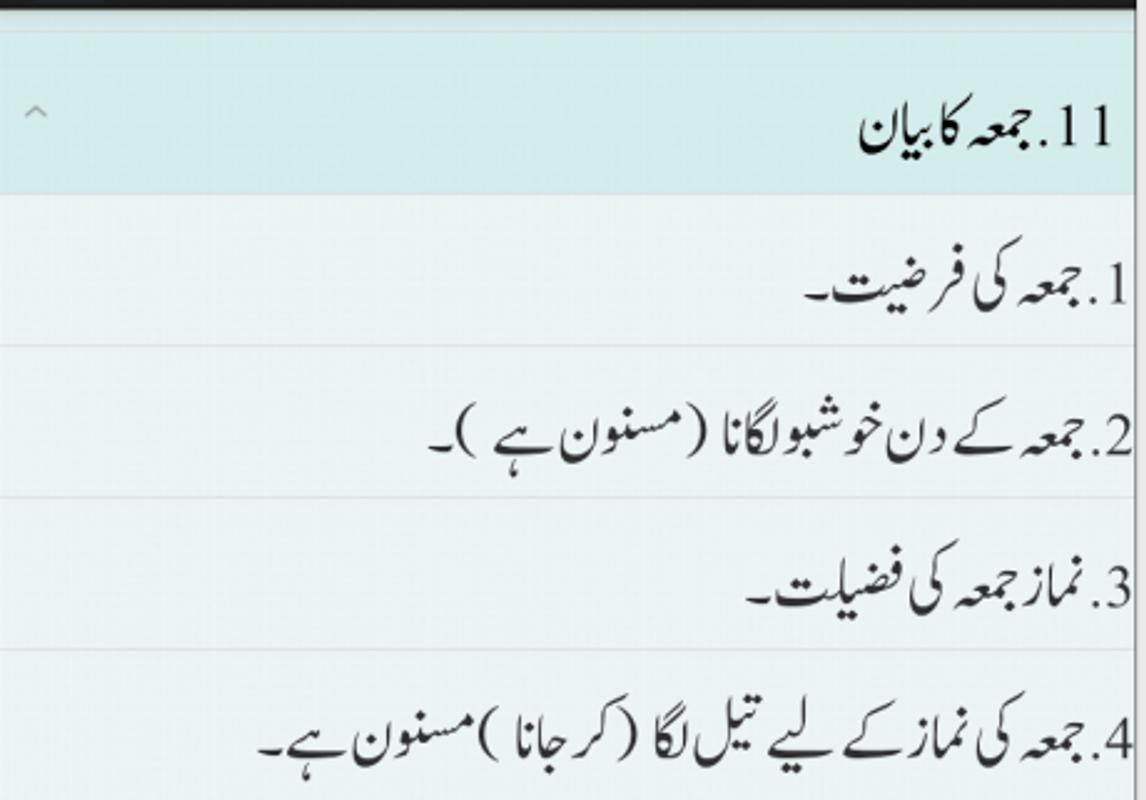List of Hadith Books
