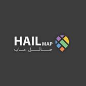 Hail Map icon