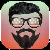 Hair and Beard Photo Editor icon