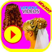 Hair Style For Wedding & More icon
