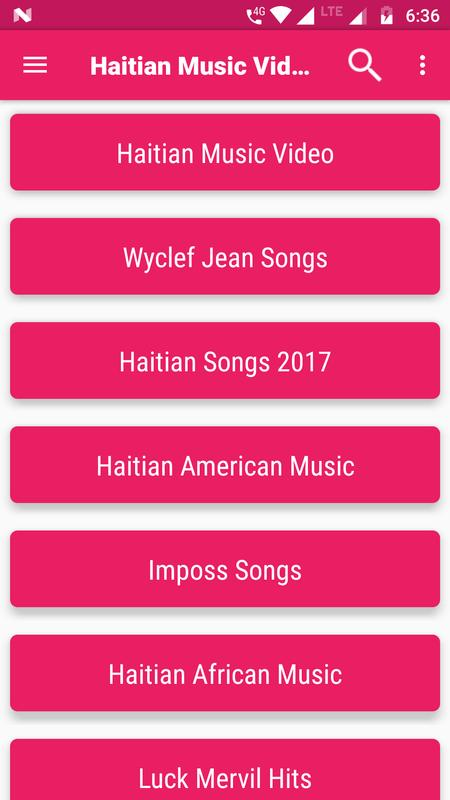 Haitian Music Radio News Haiti Kompa Online Screenshot 1