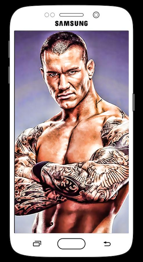 Randy Orton Wallpapers HD poster