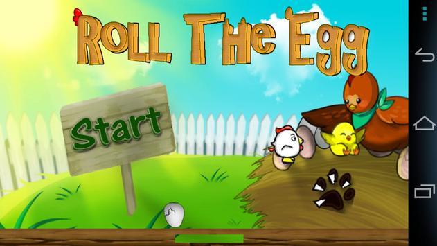 Roll the EGG! screenshot 1