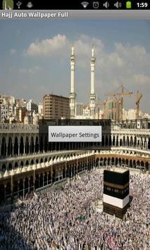 Hajj Live Auto Wallpaper Full apk screenshot