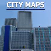 Cities Minecraft maps icon