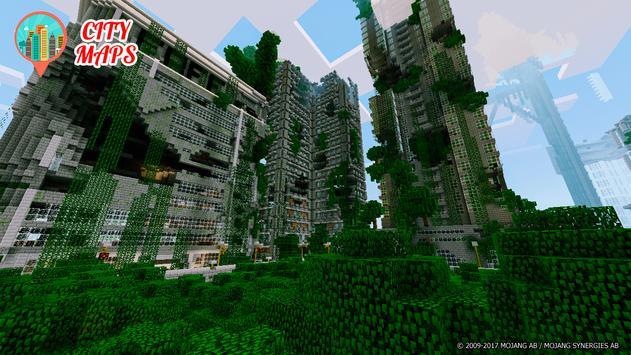 Cities Minecraft maps screenshot 3