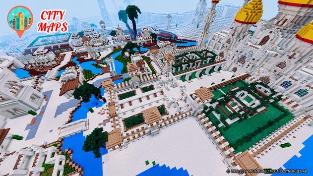Cities Minecraft maps screenshot 2