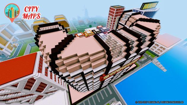 Cities Minecraft maps screenshot 7