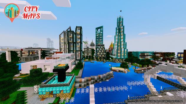 Cities Minecraft maps screenshot 5
