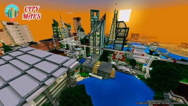 Cities Minecraft maps screenshot 6