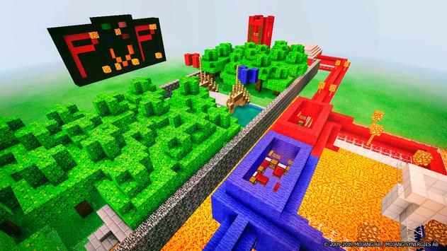 Sky Wars Minecraft maps screenshot 15