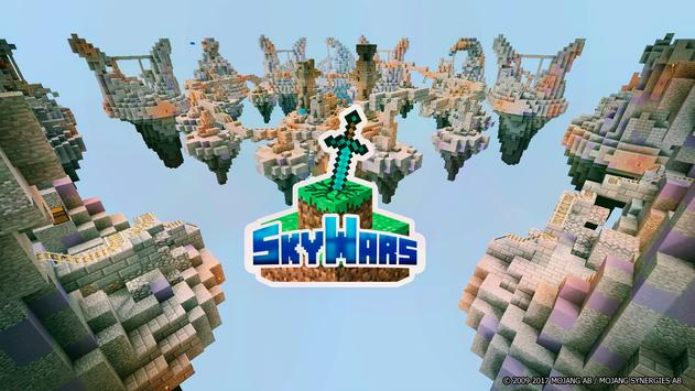 Sky Wars Minecraft maps screenshot 16