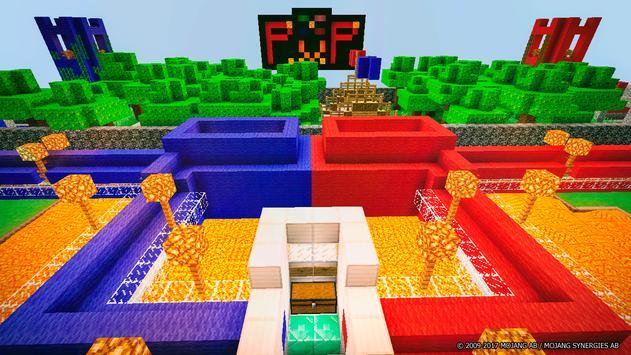 Sky Wars Minecraft maps screenshot 10