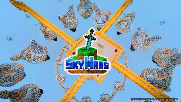 Sky Wars Minecraft maps screenshot 3