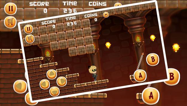 Adventures Miraculous Cat Noir apk screenshot