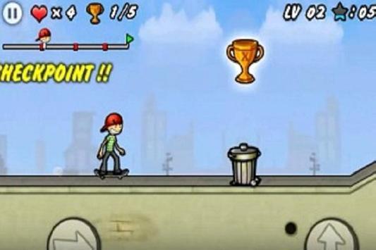 New Guide Skater Boy screenshot 4