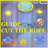 Guide Cut The Rope full free icon