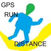 Run Distance icon