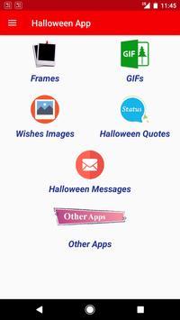 Halloween App poster