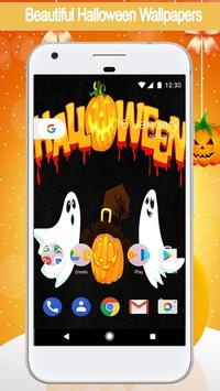 Halloween Backgrounds HD poster
