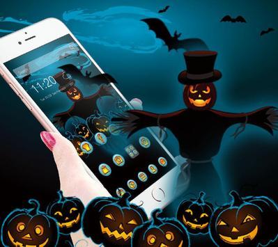 Spooky Halloween Theme poster