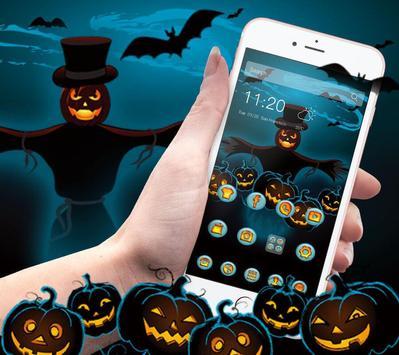 Spooky Halloween Theme screenshot 1