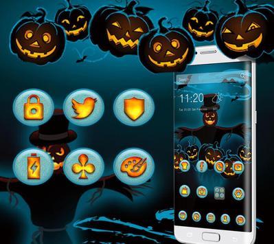 Spooky Halloween Theme screenshot 2