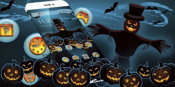 Spooky Halloween Theme screenshot 3
