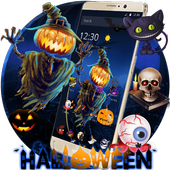 Halloween Spooky Theme icon