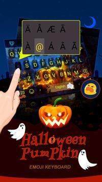 Halloween Pumpkin Theme screenshot 1
