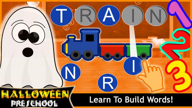 Halloween Preschool Kids Games screenshot 17