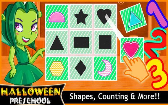 Halloween Preschool Kids Games screenshot 11