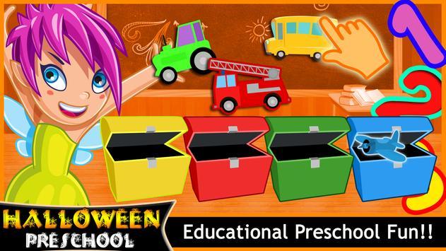 Halloween Preschool Kids Games screenshot 3