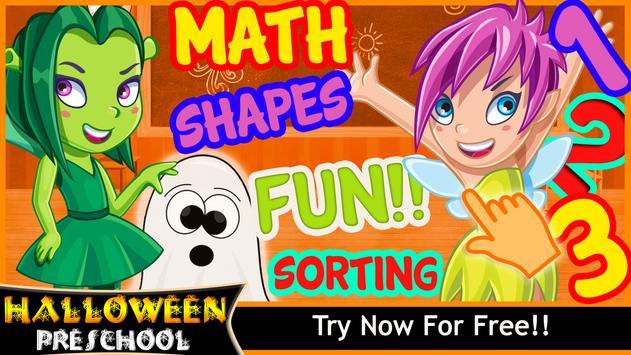 Halloween Preschool Kids Games screenshot 4