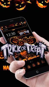 Halloween Spooky Wallpaper poster