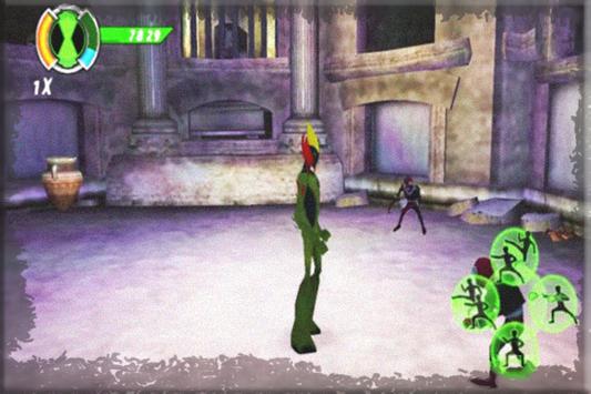 Trick Ben 10 Ultimate Alien screenshot 8