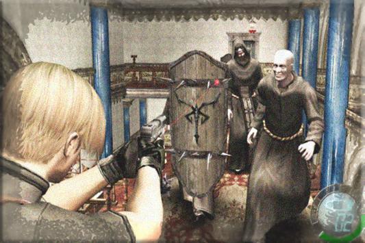 Trick Resident Evil 4 screenshot 4