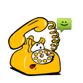 Find My Phone (with a SMS) icon