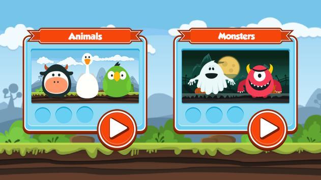 Pets memory game for kids screenshot 14