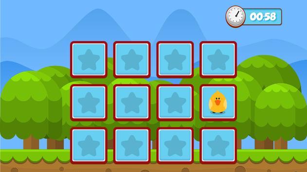 Pets memory game for kids screenshot 3